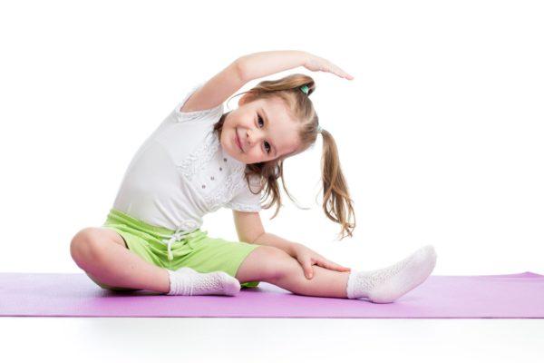 Физкультура для дошкольников